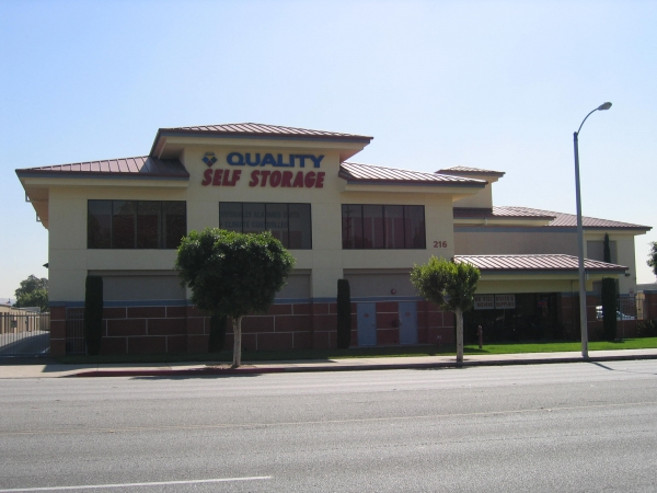 AAA Quality Self Storage - Covina - Photo 1