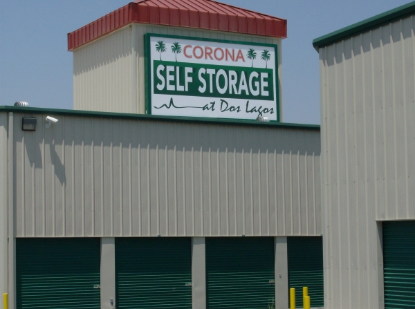 Corona Self Storage at Dos Lagos - Corona - Photo 1