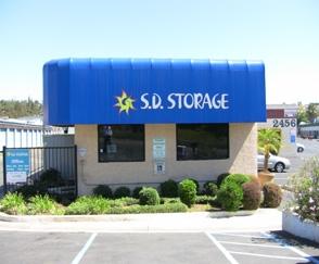 SD Storage - Vista Self Storage - Photo 1