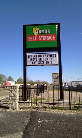 Armor Self Storage - Photo 3