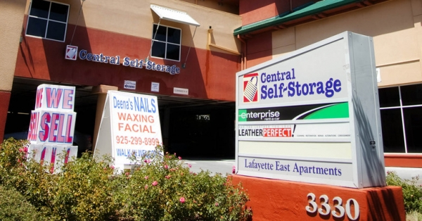 Central Self Storage - Lafayette - Photo 1