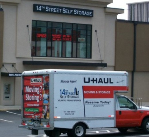 Fourteenth Street Self Storage - Photo 1