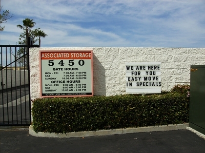 Associated Self Storage - Kearny Mesa - Photo 2