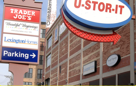 U-STOR-IT Clybourn - same building as Trader Joe's - Photo 1
