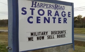 Harpers Road Storage Center - Photo 2