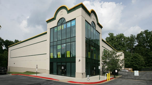 Metro Self Storage - Sandy Springs - Photo 1