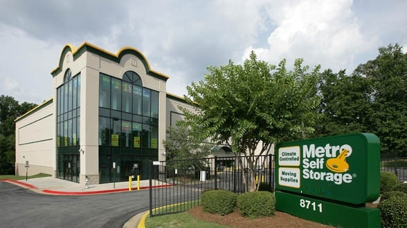 Metro Self Storage - Sandy Springs - Photo 2