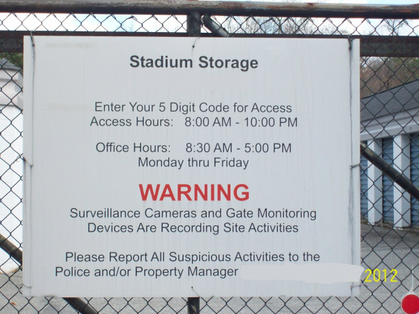 Stadium Storage - Photo 6