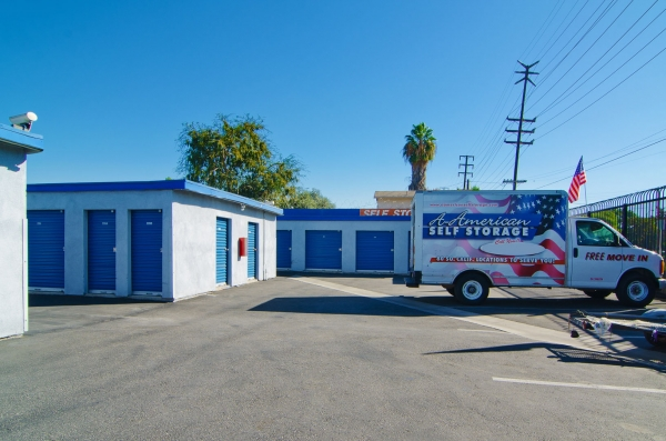 A-American Self Storage - Santa Fe Springs - Photo 1