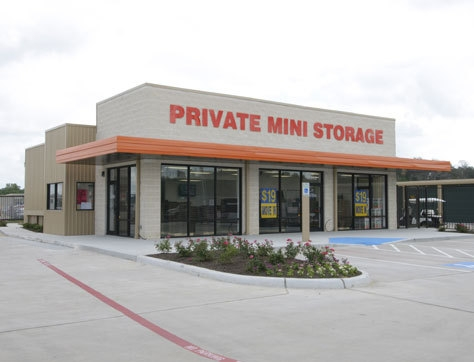 Private Mini Storage - Clay Rd. - Photo 1