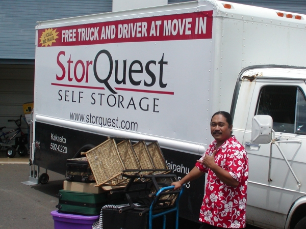 StorQuest Self Storage - Waipahu - Photo 3