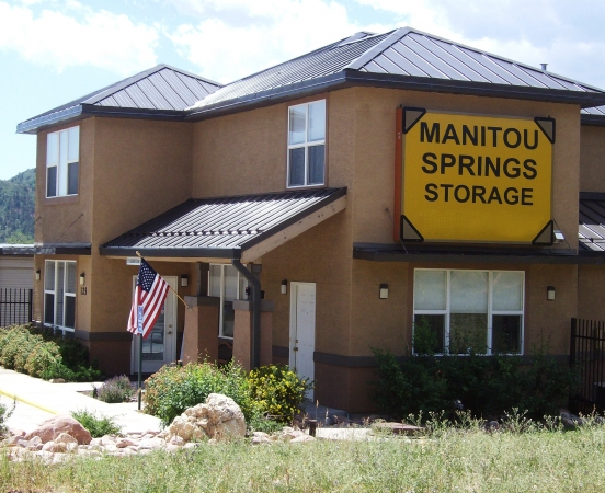 StorQuest Self Storage - Manitou Springs - Photo 1