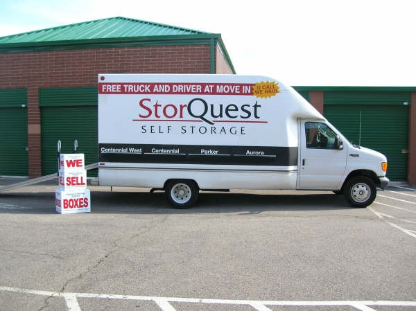 StorQuest Self Storage - Centennial - Photo 8