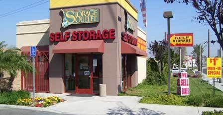 Storage Outlet - South Gate - Photo 3
