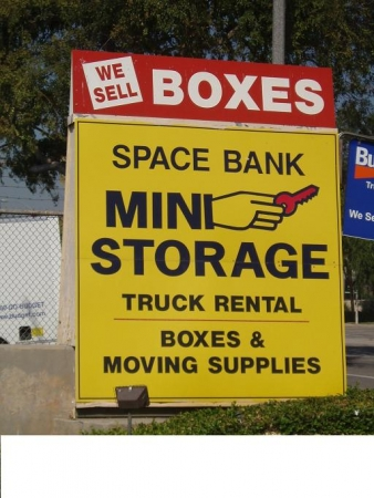 Space Bank Mini Storage - Pasadena - Photo 3