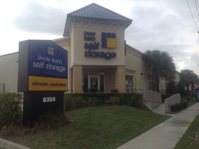 Uncle Bob's Self Storage - Tampa - West Hillsborough Avenue - Photo 1