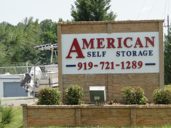 American Self Storage - Mt Gilead - Photo 4