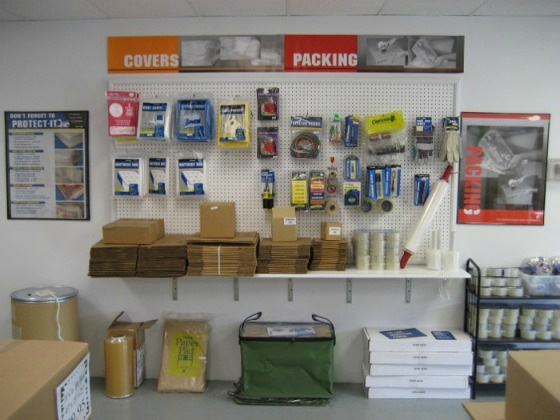 Mountain View Storage and Moving Supplies - Photo 3