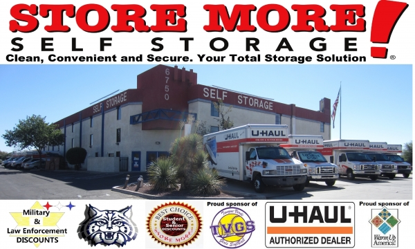 STORE MORE! Self Storage - Tanque Verde - Photo 1