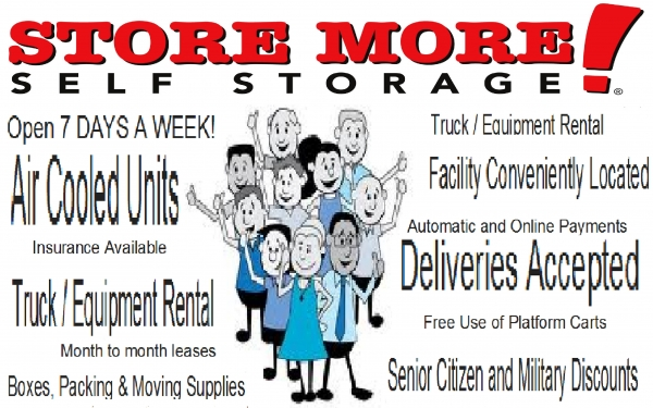 STORE MORE! Self Storage - Tanque Verde - Photo 2