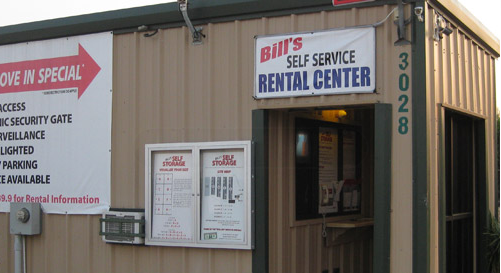 Bill's Self Storage - Photo 3