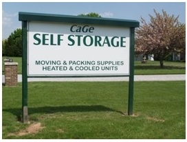 CaGe Self Storage - Photo 1