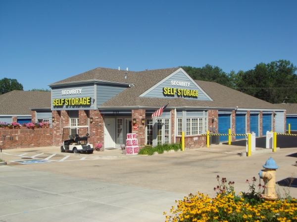 Security Self Storage - Austin Bluffs - Photo 1