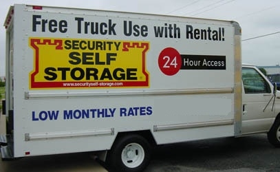 Security Self Storage - South Cooper - Photo 2