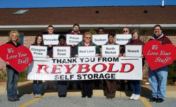 Reybold Self Storage - Prices Corner - Photo 4
