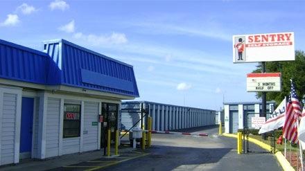 Sentry Self Storage - Tampa, Florida - Photo 1