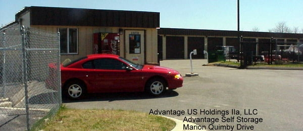 Advantage Self Storage - Marion Quimby Dr. - Photo 1
