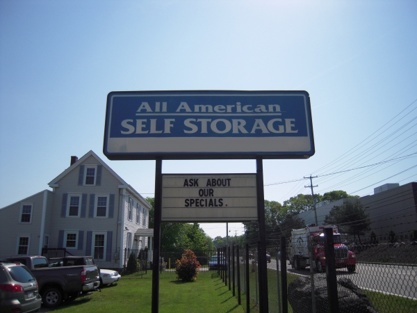 All American Self Storage - Westbrook - Photo 1