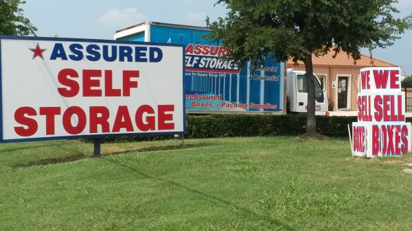 Assured Self Storage - Shiloh Road - Photo 1