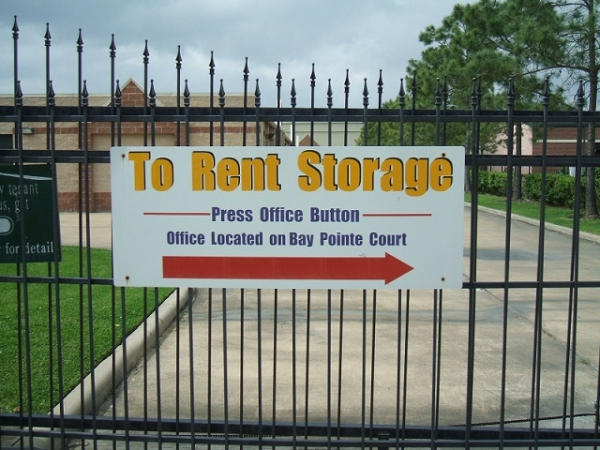 Arrington Self Storage - Clear Lake - Photo 4