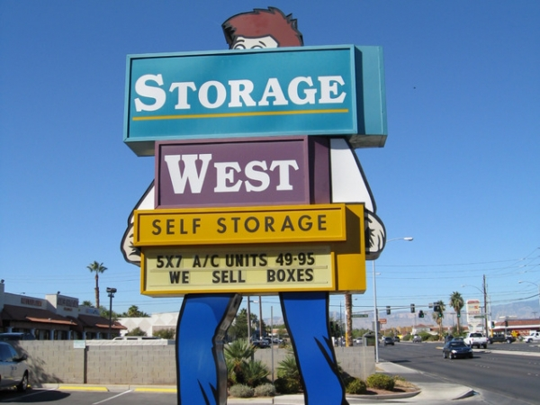 Storage West - Sunset Road - Photo 2