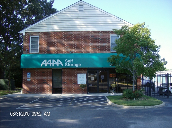 AAAA Self Storage - Virginia Beach - Dam Neck Rd. - Photo 1