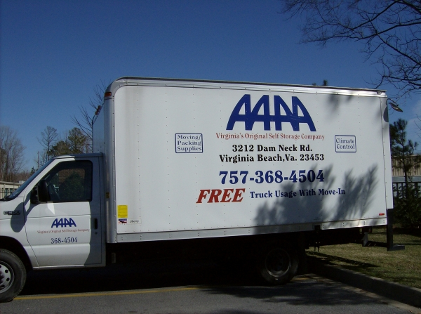 AAAA Self Storage - Virginia Beach - Dam Neck Rd. - Photo 3