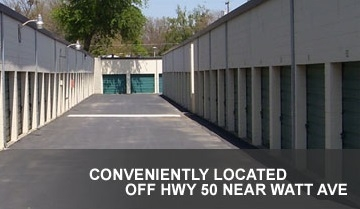 Folsom Blvd Self Storage - Photo 1