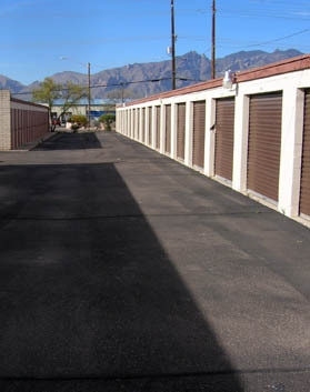 Kleindale Business Park Self Storage , Tucson - Photo 4