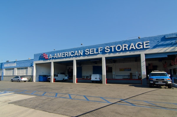 A-American Self Storage - West LA - Photo 1