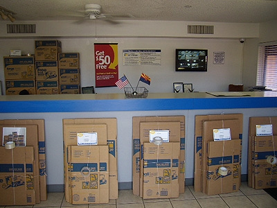 Uncle Bob's Self Storage - Phoenix - W Camelback Rd - Photo 2