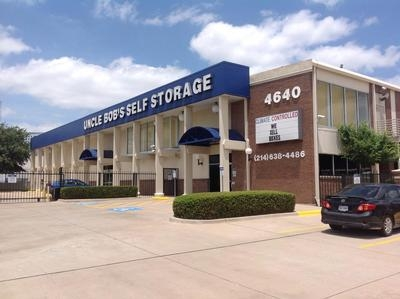 Uncle Bob's Self Storage - Dallas - Harry Hines Blvd - Photo 1