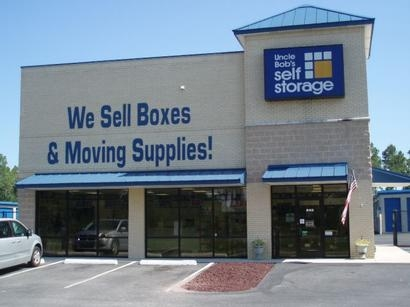 Uncle Bob's Self Storage - Pensacola - 9113 W Highway 98 - Photo 1