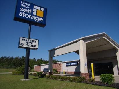 Uncle Bob's Self Storage - Hattiesburg - Photo 1