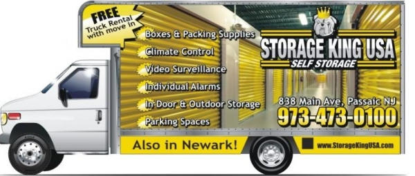 Storage King USA - Passaic NJ - Photo 3