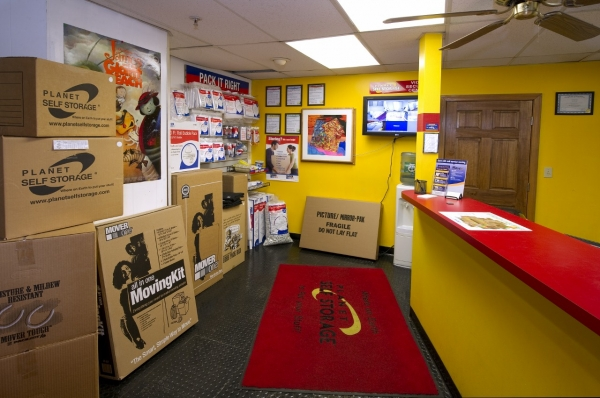 Planet Self Storage - Somerville - Photo 3
