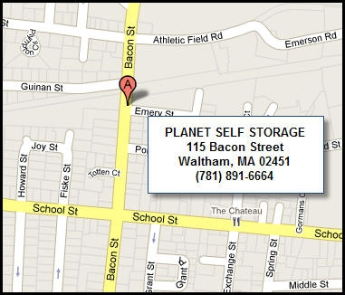 Planet Self Storage - Waltham - Photo 2