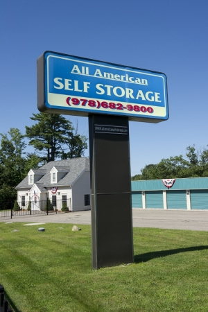 All American Self Storage - Methuen - Photo 10