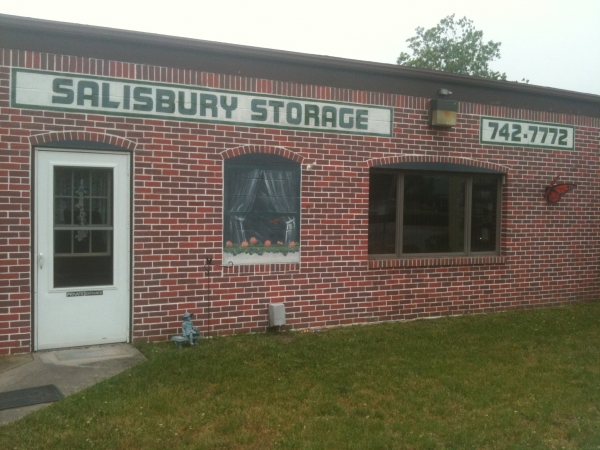 Salisbury Storage Warehouse - Photo 1