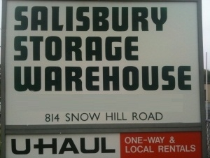 Salisbury Storage Warehouse - Photo 2